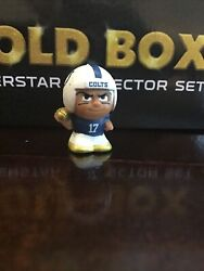 Philip Rivers 2020 Gold Edition Teenymates Colts