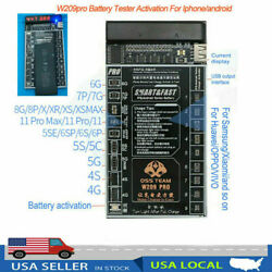 Battery Tester Activation Board W209pro For Iphone Samsung Huawei Quick Charging