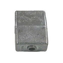 New Johnson/evinrude Zinc Anode Block For Outboards 393023 436745 18-6024