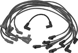New Spark Plug Wire Kit Quicksilver 84-847701q24 Application Blue Wires - Fits M