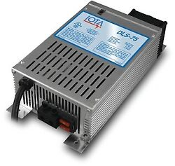 New Dls-75 75 Amp Power Supply/charger Iota Dls-75