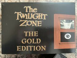 The Twilight Zone Gold Edition Dvd Complete Series Collection 1959-1964 Limited