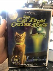 The Cat From Outer Space DVD 2004