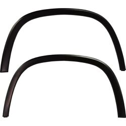 Set Of 2 Fender Flares Front Left-and-right For Chevy 84323456 84323468 Pair