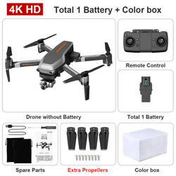 Feichao L109 Pro Drone Gps Hd 4k Camera 5g Wifi Fpv Rc Quadcopter Helicopter