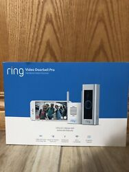 Ring Video Doorbell Pro With Chime .