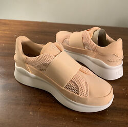 Ugg Libu Lite Peach Fuzz 1110876 Woman's Sneakers Size 7.5 Brand New Authentic