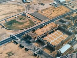 Roswell New Mexico Original Aerial Photograph 1990's Industrial Lot Of 14 Nmmi