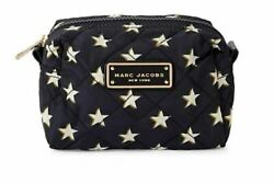 Marc Jacobs Cosmetic Large Star Quilted Cosmetic Bag $75.00