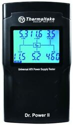 Voltage Testers Thermaltake Dr. Power Ii Automated Supply Tester Oversized Lcd