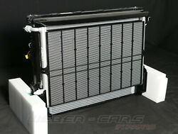 New Bmw M5 F90 S63m Radiator Package Water Fan 1000w Climate Control Capacitor