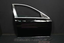 A2227200205 Mercedes W222 S-class Maybach Door Front Right Obsidian Black 197