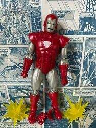 Marvel Legends Hasbro Walgreens Exclusive Iron Man Centurion Action Figure S