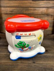 Learning Drum Leap Frog Kid Toys
