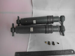 Oem 69-72 Rare 1970 Chevelle Ss Nos Rear Delco Air Shocks Day 2 Superlift Dated