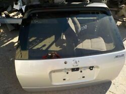 2003 2004 2005 2006 Acura Mdx Trunk Lid Deck Tail Gate Tailgate Hatch