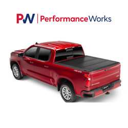 Undercover Ultra Flex Black Hard Tonneau Cover For 07-21 Toyota Tundra 6and0396 Bed