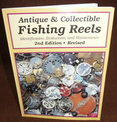 Antique + Collectible Fishing Reels, Jellison And Homel, 2002 Edition Fishing...