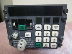 454640-01-01 Control/display Unit Mfg By Litton-ground Use Only