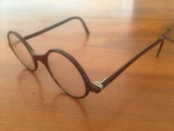 Extremely Rare, Vintage 1950's Real Tortoise Shell Glasses
