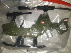 Lanard The Corps Star Force 3470c Attack Helicopter 1998 Really Nice Bin30