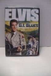 Elvis Presley Collection Gi Blues Brand New And Sealed Dvd Rare Nos