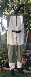 V2 Wader Front Zip Size M   William Joseph Fly Fishing