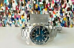 Oris Clean Ocean Limited Edition 200 Pieces - 01 733 7732 4185 - Very Rare New