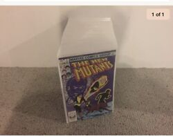 100 Issues Of The New Mutants 1 - 100 Includes 98 And 87