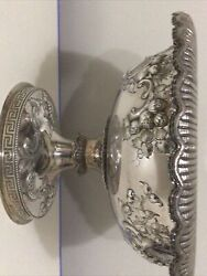Sterling Silver Fruit Bowl Amazing Centerpiece