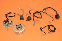 2003 95-06 Kdx200 Kdx 200 Electrical System Cdi Stator Flywheel Ignition Coil
