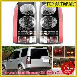 For Land Rover Discovery 3 4 Lr3 Lr4 04-16 Left Right Rear Tail Light Brake Lamp
