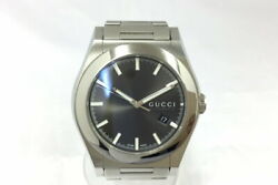 Pantheon Ya115201 115.2 Stainless Automatic Men's Simple Business Watch