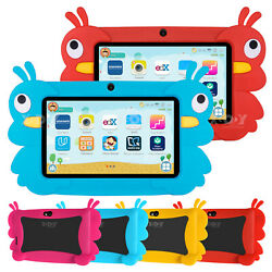 Xgody Android 8.1 Wifi Tablet 7 Inch Pc 4core 16gb Rom Children Gift Dual Cam