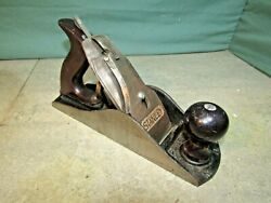 Stanley Bailey No 4½, 4 1/2, 4.5 Wood Plane. Woodworking Tools, Used.