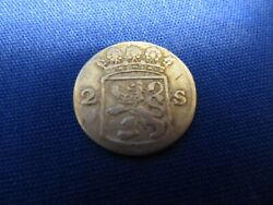 1758 Silver Early American Colonial Coin Before Us Minted Coins Free Shipping