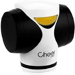 Cheer Moda Electric Wine Stoppers-automatic Wine Preserver Bottle Vacuum Sealer