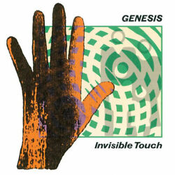 Invisible Touch Genesis Vinyl