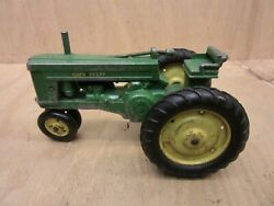 Vintage John Deere 620 Toy Tractor 116 1/16 Scale See Images