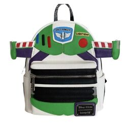 Loungefly Toy Story Light Up Buzz Light Year Mini Backpack