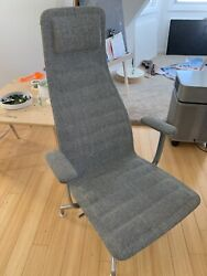 Cappellini Chair The Lotus By Jasper Morrison High Back