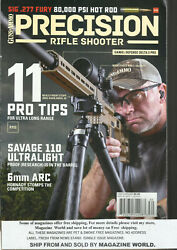 Guns And Ammo Magazine Precision Rifle Shooter Issue 2020 Display 11/30/20