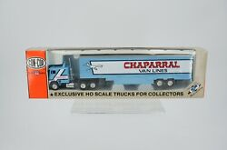 Vintage Con-cor Chaparral Moving Freightliner Semi Tractor Trailer 187 Truck
