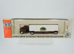 Vintage Con-cor Chihuahua Mexican Beer Semi Tractor Trailer 187 Delivery Truck