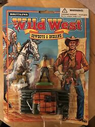 Britains , Wild West- Cowboys And Indians 1/32 Playset 7528 Figures, Moc, 90´s