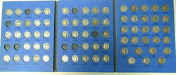 Set Of 69 Mercury Dimes 1916-1945 Circ No 1916-d 1921 1921-d And 5 Others