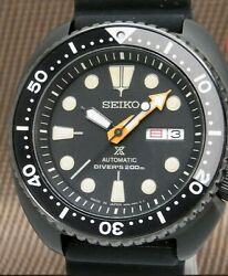 Seiko Prospex Diver Scuba Limited Edition Sbdy005 Menand039s Watch Overhauled
