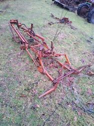 Allis Chalmers Cultivator, Fits Allis Chalmers Ca Tractor B C