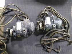 Eismann La-4 Magneto Pair Assembly No. H27-709 With Harness