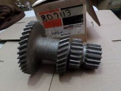 1948 1949 1950 1951 53 1956 Ford Truck 3speed T87d Nos Transmission Cluster Gear